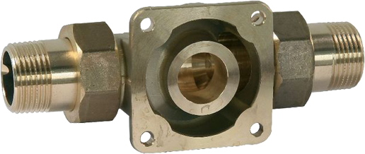 Universal flange DN 32 for LEX PLUS 10 Connect S