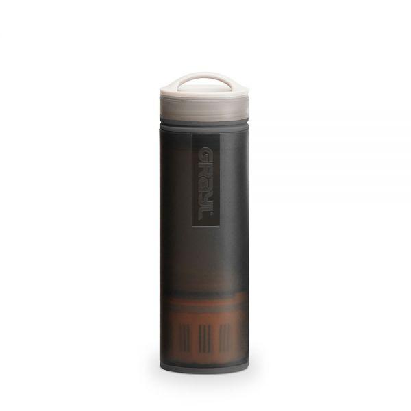 Grayl Ultralight Outdoor- und Reisewasserfilter, schwarz
