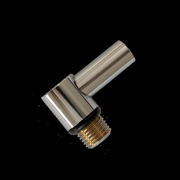 Sanuno outlet pipe holder