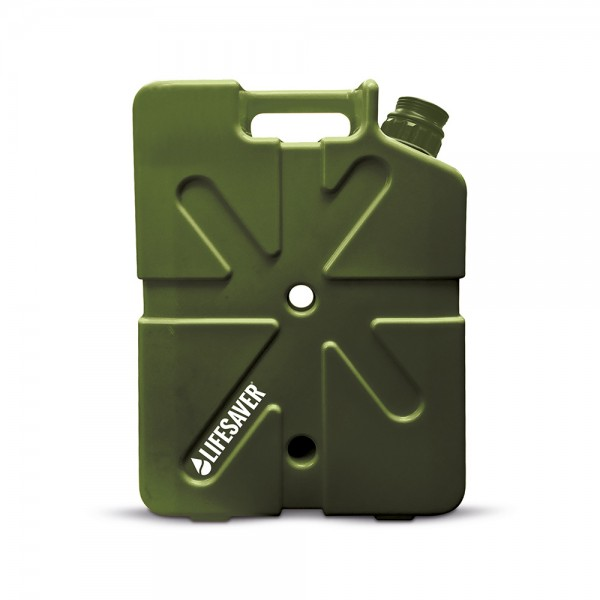 LifeSaver® JerryCan 20.000 Wasserfilter - Military Green