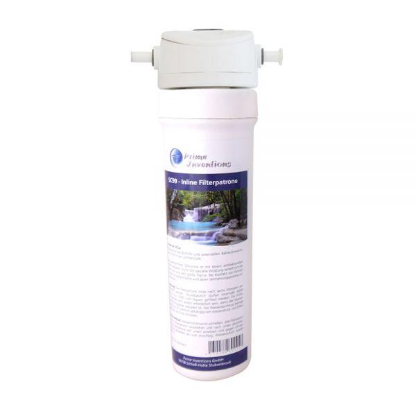 AA Inline Erweiterungsfilterstufe Sedimentfilter von Prime Inventions