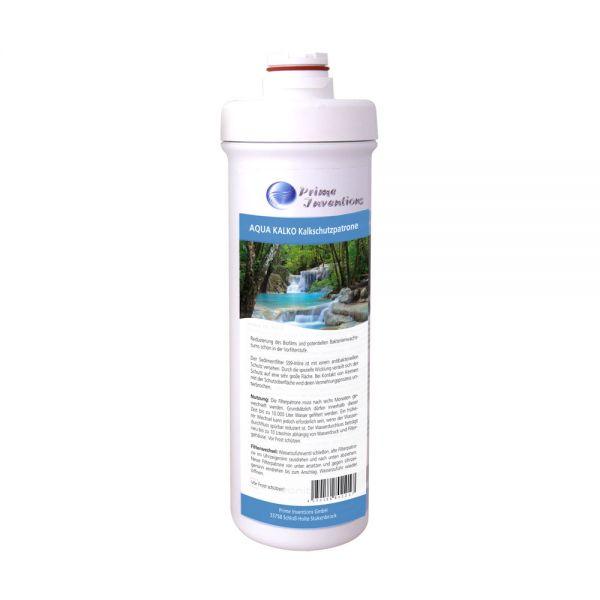 Wasserfilterpatrone Kalkschutz Inline von Prime Inventions