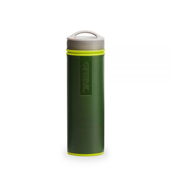Grayl Ultralight Outdoor- und Reisewasserfilter, grün