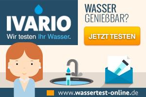 Wassertest-Online