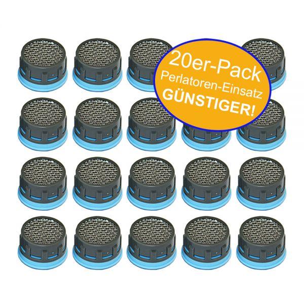 20er-Pack Original Neoperl Longlife Strahlregler Einsatz