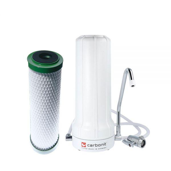Wasserfiltersystem Sanuno Classic inkl. Filterpatrone NFP Premium von CARBONIT®