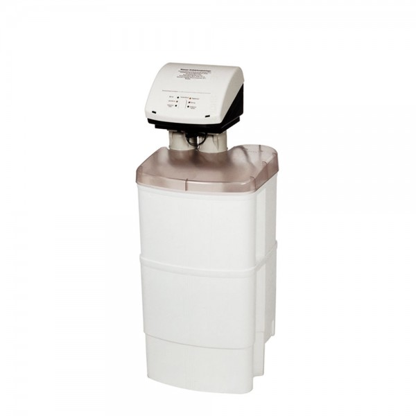 Water softening system / decalcification system Delfin with DVGW certification without by-pass valve PX